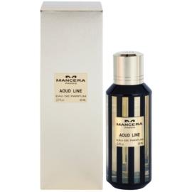 Mancera Aoud Line Parfumovaná voda unisex 60 ml