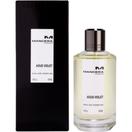 Mancera Aoud Violet Eau de Parfum für Damen 120 ml