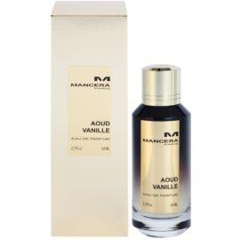 Mancera Dark Desire Aoud Vanille parfémovaná voda unisex 60 ml