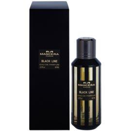 Mancera Black Line Eau de Parfum unissexo 60 ml