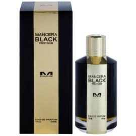 Mancera Intense Black Black Prestigium Eau de Parfum unissexo 120 ml