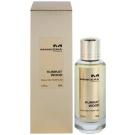 Mancera Kumkat Wood eau de parfum unisex 60 ml