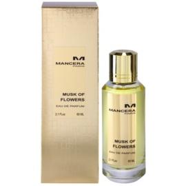 Mancera Musk of Flowers eau de parfum nőknek 60 ml