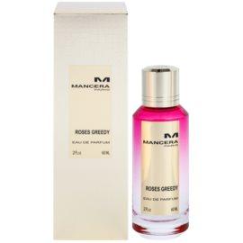 Mancera Roses Greedy parfumska voda uniseks 60 ml