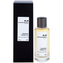 Mancera Roses Vanille woda perfumowana dla kobiet 60 ml