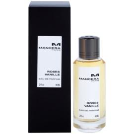 Mancera Roses Vanille Eau de Parfum voor Vrouwen  60 ml