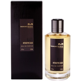 Mancera Black Intensitive Aoud Eau de Parfum unisex 120 ml