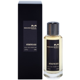 Mancera Black Intensitive Aoud Eau de Parfum unisex 60 ml