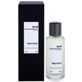 Mancera Wind Wood parfémovaná voda pro muže 60 ml