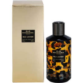 Mancera Wild Leather parfémovaná voda unisex 120 ml