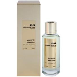 Mancera Wave Musk parfémovaná voda unisex 60 ml