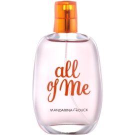 Mandarina Duck All Of Me For Her Eau de Toilette para mulheres 100 ml