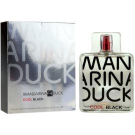 Mandarina Duck Cool Black Eau de Toilette voor Mannen 100 ml