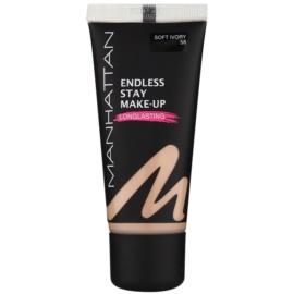 Manhattan Endless Stay hosszan tartó make-up árnyalat 58 Soft Ivory 30 ml