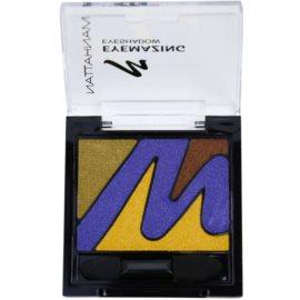 Manhattan Eyemazing oční stíny odstín 2A  4 g
