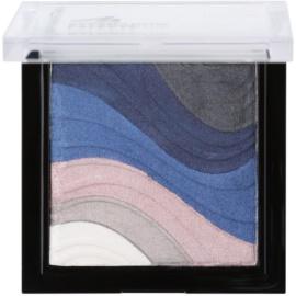 Manhattan Eyeshadow Palette oční stíny odstín 1 Everybody's Darling 7,1 g
