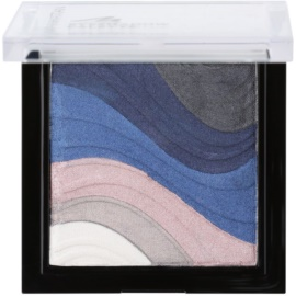 Manhattan Eyeshadow Palette сенки за очи  цвят 1 Everybody's Darling 7,1 гр.
