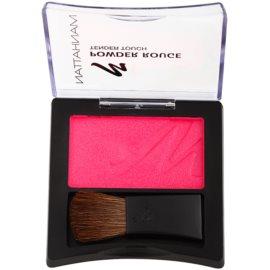 Manhattan Powder Rouge tvářenka odstín 55H Pink Hunter 5 g