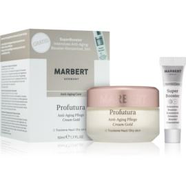 Marbert Anti-Aging Care Profutura protivráskový krém pro suchou až velmi suchou pleť + dárek Intensive Anti-aging Booster 5 ml 50 ml
