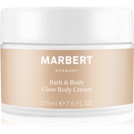 Marbert Bath & Body Glow crema sclipitoare pentru corp  225 ml