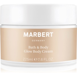 Marbert Bath & Body Glow bleščeča krema za telo  225 ml