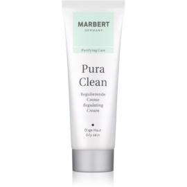 Marbert PuraClean crema hidratante matificante para pieles grasas  50 ml