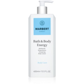 Marbert Bath & Body Energy Körperlotion für Damen 400 ml