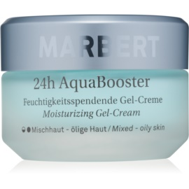 Marbert Moisture Care 24h AquaBooster Moisturizing Gel Cream for Combiantion and Oily Skin  50 ml