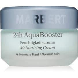 Marbert Moisture Care 24h AquaBooster Feuchtigkeitscreme für Normalhaut  50 ml