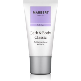 Marbert Bath & Body Classic Deodorant Roll-on for Women 50 ml