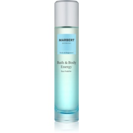Marbert Bath & Body Energy Eau Fraiche para mujer 100 ml