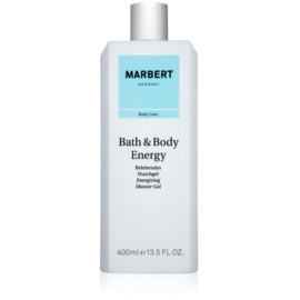 Marbert Bath & Body Energy tusfürdő nőknek 400 ml