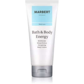 Marbert Bath & Body Energy Körperlotion für Damen 200 ml