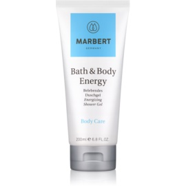 Marbert Bath & Body Energy Shower Gel for Women 200 ml