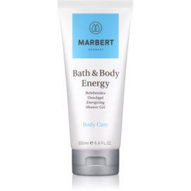 Marbert Bath & Body Energy tusfürdő nőknek 200 ml