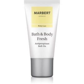 Marbert Bath & Body Fresh Deo-Roller für Damen 50 ml