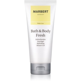 Marbert Bath & Body Fresh sprchový gél pre ženy 200 ml