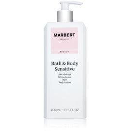 Marbert Bath & Body Sensitive Nourishing Body Milk  400 ml