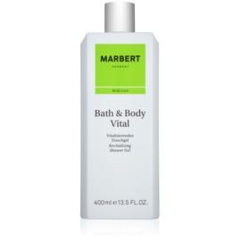 Marbert Bath & Body Vital revitalizující sprchový gel  400 ml