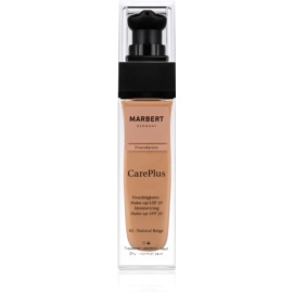 Marbert CarePlus make up hidratant SPF 20 culoare 02 Natural Beige 30 ml