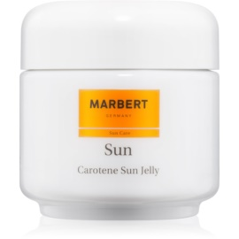 Marbert Sun Carotene Sun Jelly Bronzing Gel for Face and Body SPF 6  100 ml