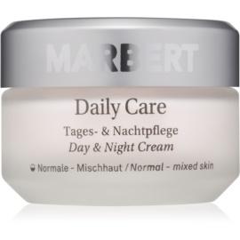 Marbert Basic Care Daily Care crema de día y noche para pieles normales y mixtas  50 ml