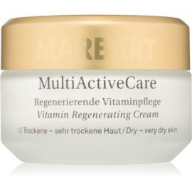 Marbert Anti-Aging Care MultiActiveCare regenerační vitaminový krém pro suchou až velmi suchou pleť  50 ml