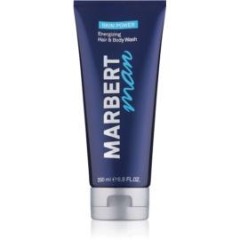 Marbert Man Skin Power gel de dus pentru barbati 200 ml