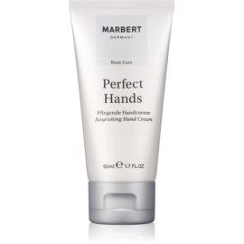 Marbert Hand Care Perfect Hands Nourishing Cream For Hands  100 ml