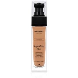 Marbert SuperMatPlus machiaj cu efect matifiant SPF 20 culoare 02 Natural Beige 30 ml