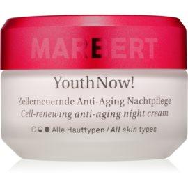 Marbert Anti-Aging Care YouthNow! Nachtcreme gegen Falten für die Erneuerung der Hautzellen  50 ml