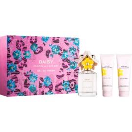 Marc Jacobs Daisy Eau So Fresh coffret cadeau I.  eau de toilette 75 ml + lait corporel 75 ml + gel de douche 75 ml