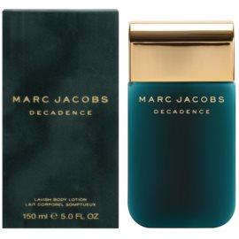 Marc Jacobs Decadence losjon za telo za ženske 150 ml