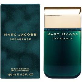 Marc Jacobs Decadence gel za prhanje za ženske 150 ml